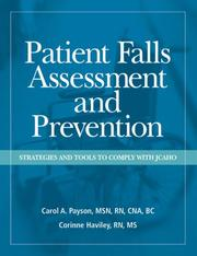 Cover of: Patient Falls Assessment And Prevention