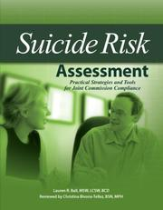 Cover of: Suicide Risk Assessment