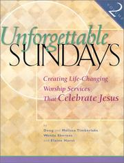 Cover of: Unforgettable Sundays (Vol.2)