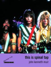 Cover of: Behind the Screen: This Is Spinal Tap (Behind the Screen)