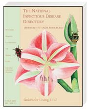 Cover of: The National Infectious Disease Directory 2006 (HIV AIDS  Resources) (Hiv Aids Resources)