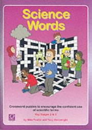 Cover of: Science Words