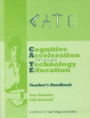 Cover of: Cognitive Acceleration Through Technology Education