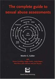 Cover of: Complete Guide to Sexual Abuse Assessments