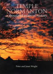 Cover of: Temple Normanton, 1000 Years of History