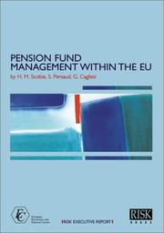 Cover of: Pension Fund Management Within the EU