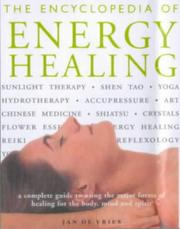 Cover of: Encyclopaedia of Energy Healing