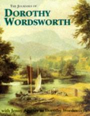 Cover of: The Letters and Journals of Dorothy Wordsworth: Starring Jenny Agutter (Classic Journals)