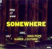 Cover of: Somewhere