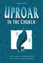 Cover of: Uproar in the Church