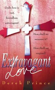 Cover of: Extravagant Love