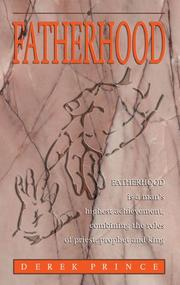 Cover of: Fatherhood
