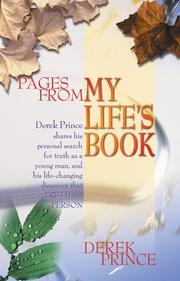 Cover of: Pages from My Life's Book