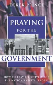 Cover of: Praying for the Government