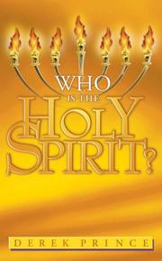 Cover of: Who Is the Holy Spirit?