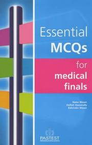Cover of: Essential MCQs for Medical Finals
