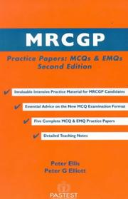 Cover of: Mrcgp