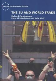 Cover of: The EU and World Trade