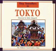 Cover of: Tiny Travellers in Tokyo (Tiny Travellers)