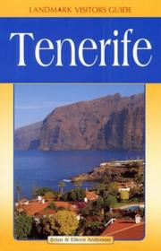 Cover of: Tenerife (Landmark Visitors Guide)