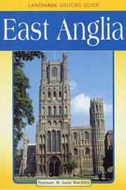 Cover of: East Anglia (Landmark Visitors Guides)
