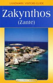 Cover of: Zakynthos (Landmark Visitors Guide)