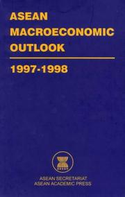 Cover of: ASEAN Macroeconomic Outlook