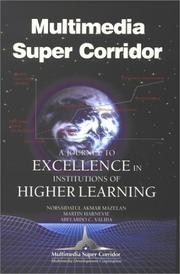 Cover of: Multimedia Super Corridor