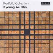 Cover of: Kyouong Ae Cho (Portfolio Series) (Portfolio Collection)