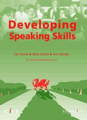 Cover of: Developing Speaking Skills in MFL