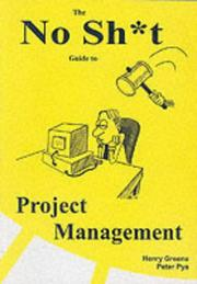 Cover of: The No-Sh*t Guide to Project Management