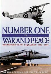 Cover of: Number One in War and Peace