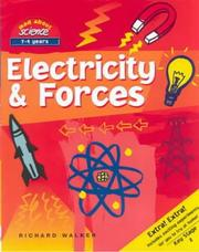 Cover of: Electricity and Forces (Mad About Science)