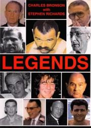 Cover of: Legends