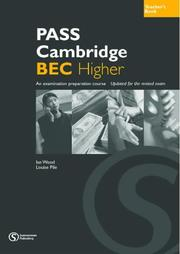 Cover of: Pass Cambridge BEC