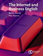 Cover of: The Internet and Business English