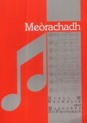 Cover of: Meorachadh