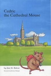 Cover of: Cedric the Cathedral Mouse