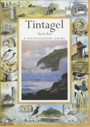 Cover of: Tintagel (A Westcountry Guide)