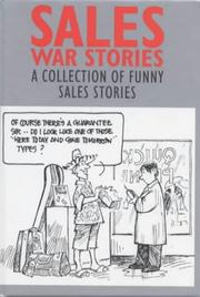 Cover of: Sales War Stories