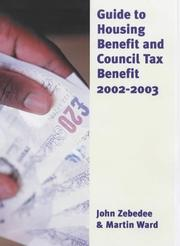 Cover of: Guide to Housing Benefit and Council Tax Benefit