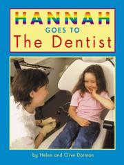 Cover of: Hannah Goes to the Dentist (Hannah Goes To...)