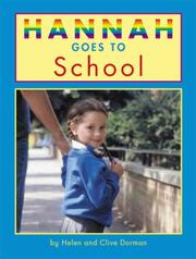 Cover of: Hannah Goes to School (Hannah Goes To...)