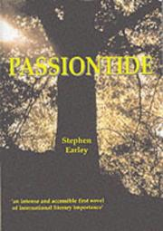 Cover of: Passiontide