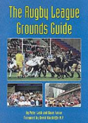 Cover of: The Rugby League Grounds Guide