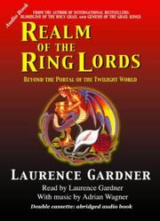 Cover of: Realm of the Ring Lords