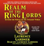 Cover of: The Realm of the Ring Lords
