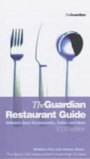 "Cover of: The "" Guardian"" Guide to Britain's Best Restaurants, Cafes and Bars"