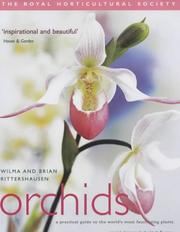 Cover of: RHS Orchids (Royal Horticultural Society)