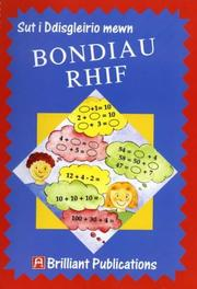 Cover of: Bondiau Rhif (How to Sparkle At.)